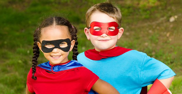 Confident Manny® is looking for boys and girls aged 4-12 to join his League of Everyday Superheroes!